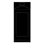 12 x 1000 ml Hartflasche