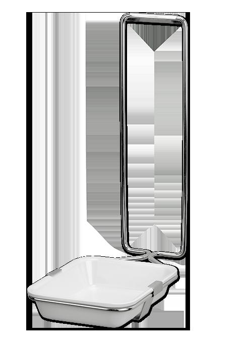 Schalenhalter Icon