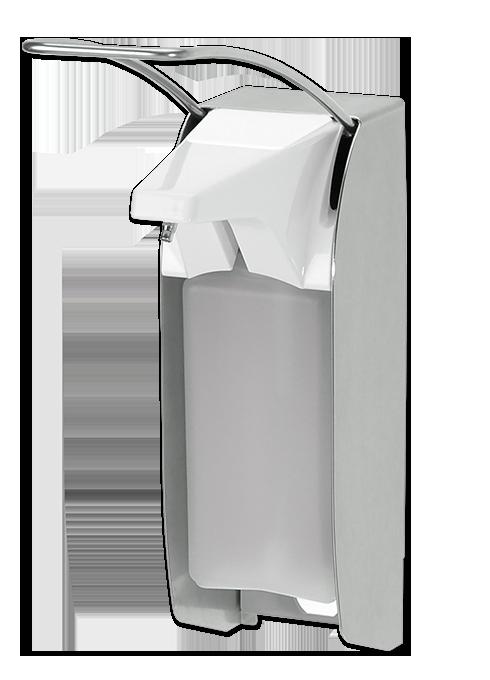 HERCUMAT 3000 disinfectant dispenser (stainless steel) Icon