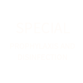 Icon Special / Disinfection