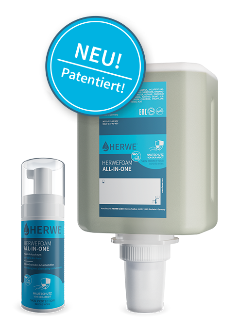 HERWEFOAM ALL-IN-ONE Icon