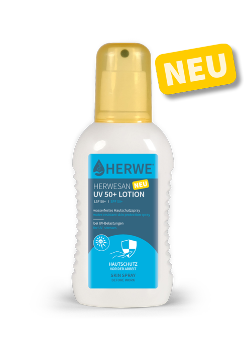 HERWESAN UV 50+ LOTION Icon