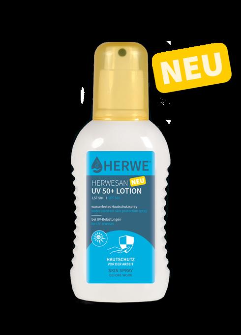HERWESAN UV 50+ LOTION Icon